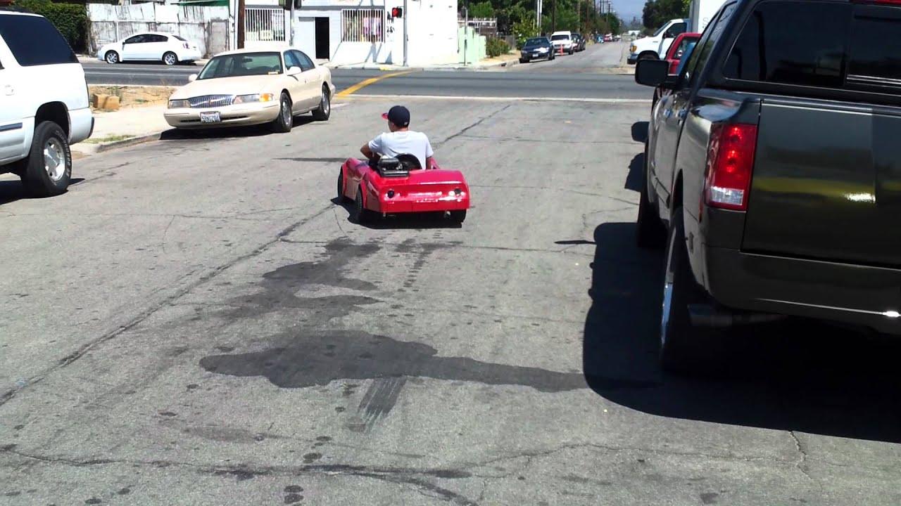 corvette go kart for sale