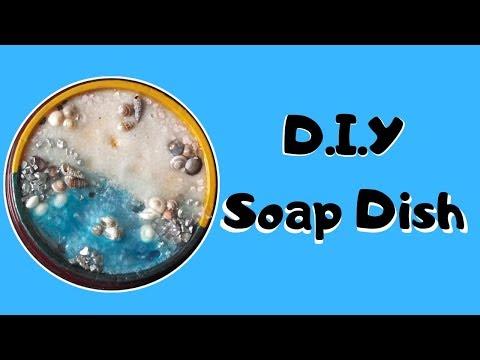 DIY Soap Dish |Being Crafty 1|