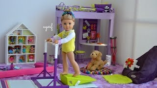 American Girl Doll McKenna's Bedroom! thumbnail
