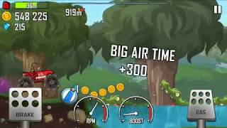 Hill Climb Racing New Map Jungle #36 (Android Gameplay ) Friction Games