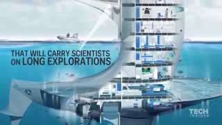 Floating ocean lab planned for 2016