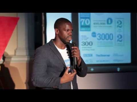 How being selfish can help others: Edwin Broni-Mensah at TEDxYouth@Hackney