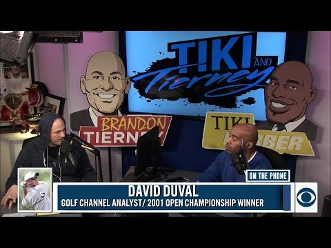 Golf Channel Analyst David Duval joins BT and Tiki.