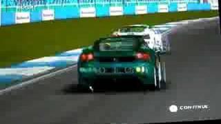 Ferrari Challenge Wii Silverstone Race