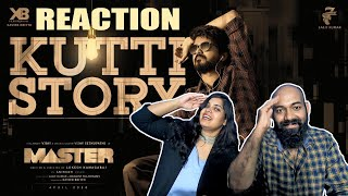 Master Kutti Story Reaction | Thalapathy Vijay | Anirudh Ravichander