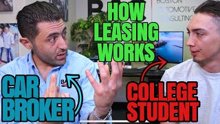 Explaining Car Leasing to a College Student