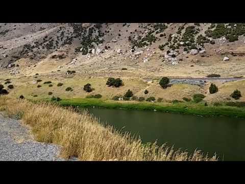 Wyoming Wind River Pass