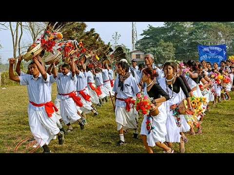 Superhit Tharu dance in Dang Ghorahi