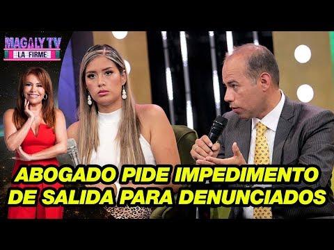 Claudia Meza: Abogado pide impedimento de salida para denunciados