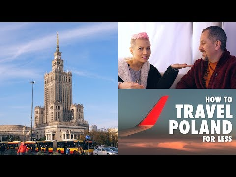 Tips and ideas to travel Poland for less