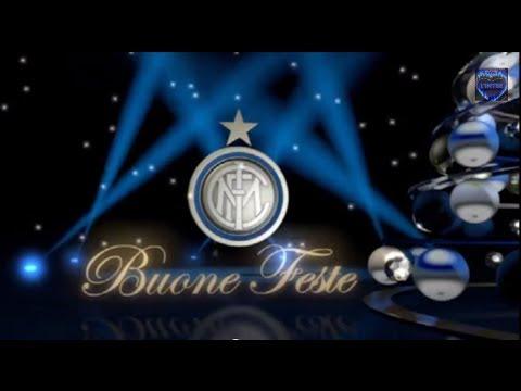 Auguri Di Buon Natale Inter.Gli Auguri Di Natale E Di Buon Anno Dall Inter 2013 Youtube
