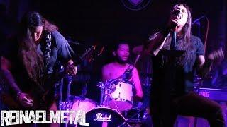 Leider - Dust from Hell (en vivo) - McCarthy's Nápoles