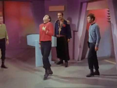 Star Trek Hampsterdance