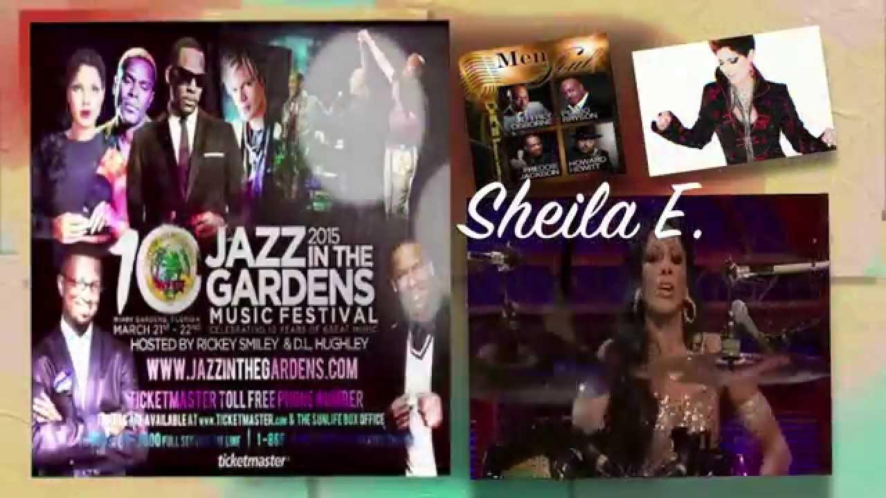 Jazz In The Gardens 2015 Autos Post