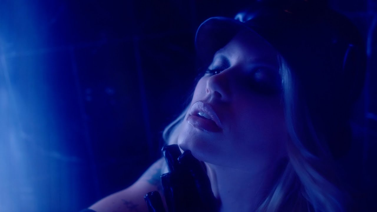 Anabel Englund x MK drop official video for 'Underwater'
