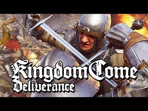 Kingdom Come Deliverance Gameplay German #04 - Knappenausbildung