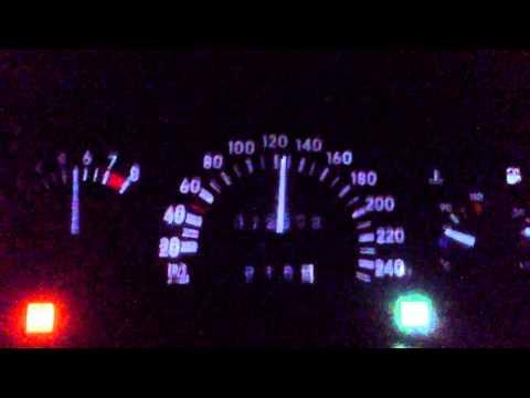 Opel Calibra 2.0 16V C20XE 150PS 0-160 / 0-100 Acceleration