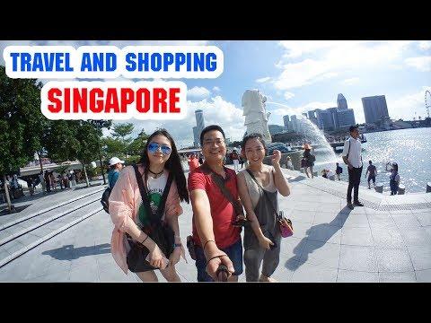 DU LỊCH SINGAPORE ▶ Trải nghiệm Thiên đường Mua sắm, cảnh đẹp, đường phố, ẩm thực siêu sạch!
