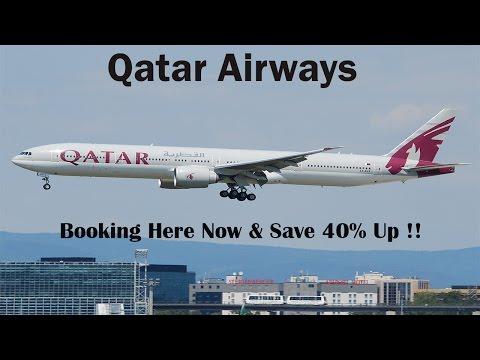 Qatar Airways Business Class, First Class, Economy Class, Review 2016 2017 !!