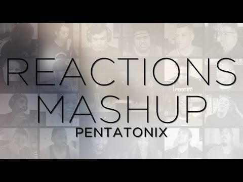 Pentatonix - Imagine (John Lennon Cover) REACTIONS MASHUP!!!