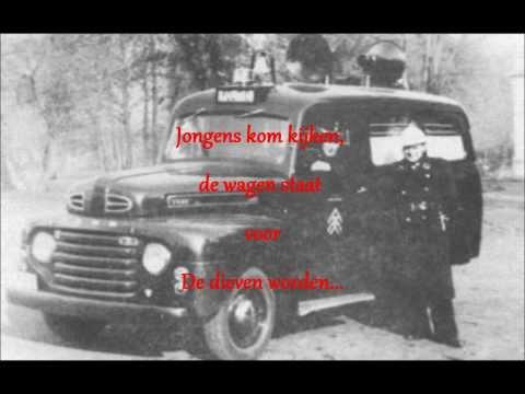 Willy Alberti - De Dievenwagen