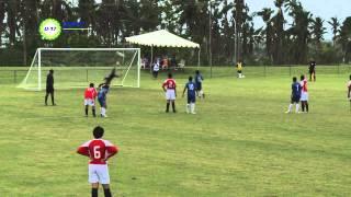 2013 OFC U-17 Championship Preliminary / MD1 / Samoa vs American Samoa Highlights