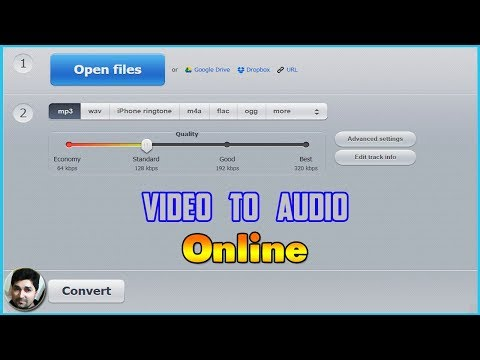 Video to Audio Online Converter | Free and Fast Video Conversion online