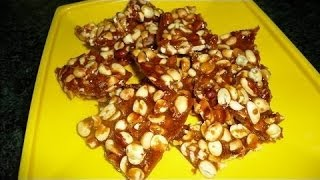 Moongphali Gur Ki Chikki - Neeta Mehta - Chef