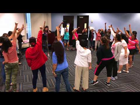 Preschool Teacher Training Workshop: Happy Dance, Interactive Music