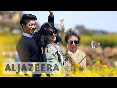 China sanctions hit South Korea's tourism sector