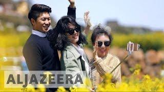 China sanctions hit South Korea's tourism sector