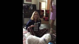 Parents reaction to twins is... PRICELESS!!
