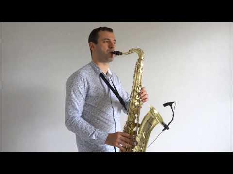 Jonas Blue - Mama ft. William Singe [Saxophone Cover] by Juozas Kuraitis