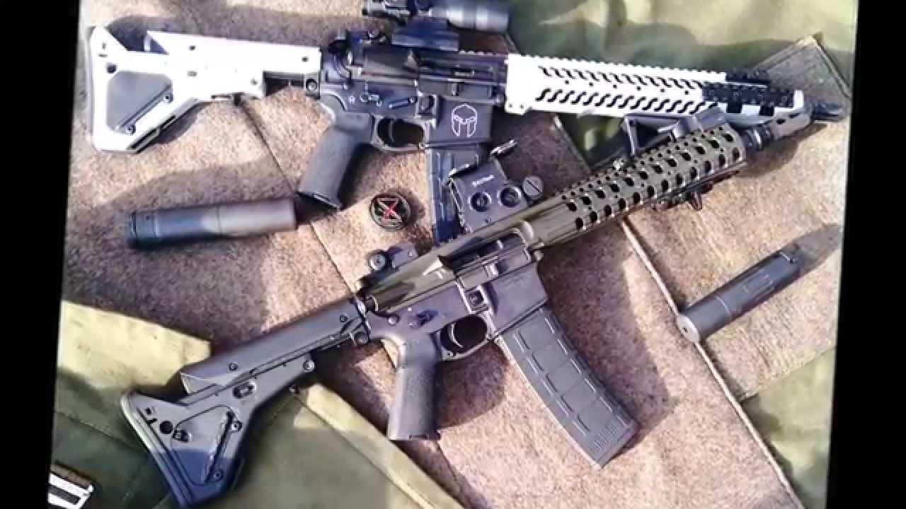 Sterling Arsenal Custom Shop Machine Gun Upgrades