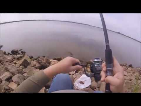 Fishing Kirby Lake Abilene, Texas