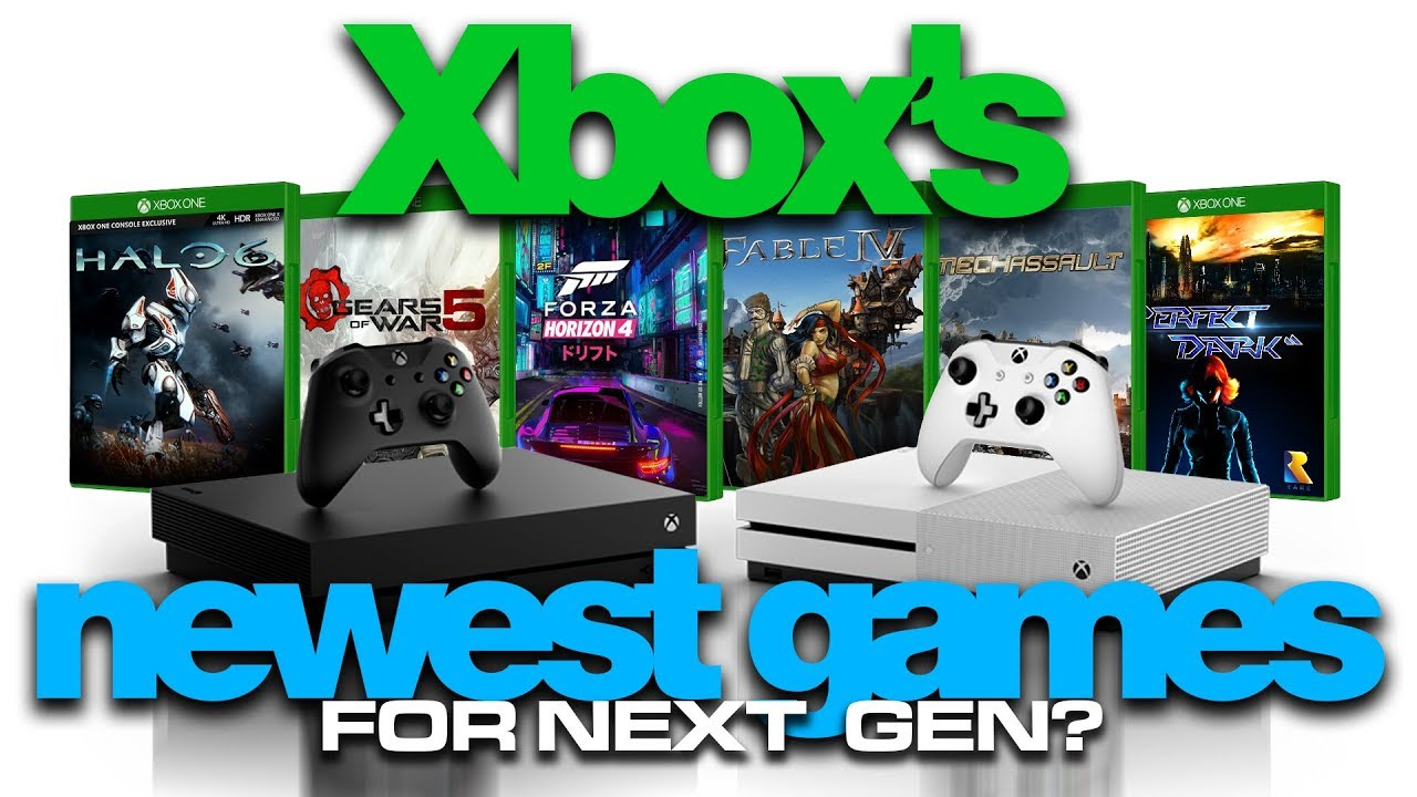 New Just Released Xbox 1 Game : New games for xbox one coming out stfidele