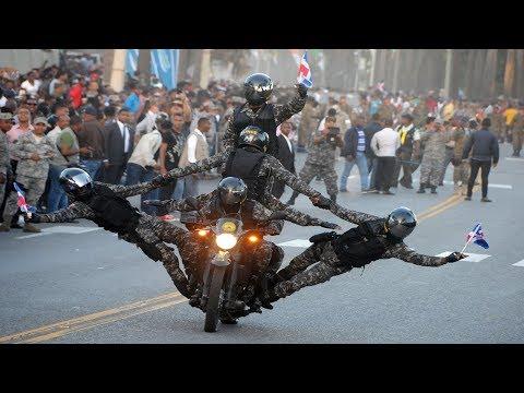 Desfile Militar 2019 💙 27 de Febrero 2019 ❤️   Malecón Santo Domingo RD (HD EN VIVO)