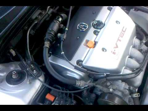 Acura RSX TypeS Engine Noise YouTube - Acura rsx type s engine