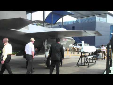 Interview with Lockheed Martin's David M. Scott