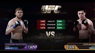 UFC EA Sports Boxing Alexander VS Lyoto Gameplay