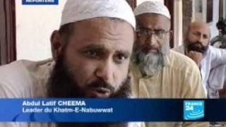 France24 - Les Ahmadis, une communauté persécutée au Pakistan.flv