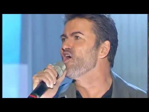 George Michael - Amazing HD (Live)