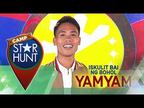 Camp Star Hunt: YamYam - Iskulit Bai ng Bohol
