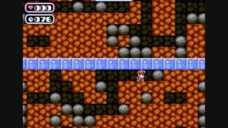 Boulder Dash for NES