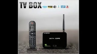 Andoer Z4 Android 5.1 TV Box