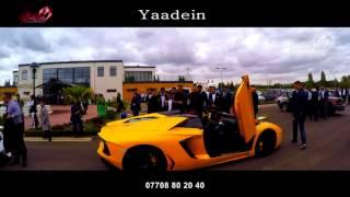 Asian Wedding Cars Highlights 2016-2017 by Yaadein 07708 80 20 40 DJI Phantom 4