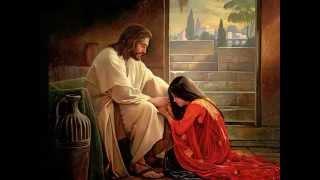 В просторной горнице Христос...