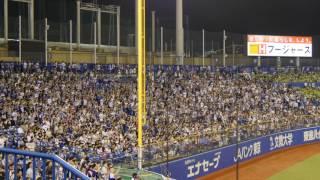 中日ドラゴンズ チャンステーマ1(サウスポー)&ダヤン・ビシエド応援歌(チャンスver) 神宮球場