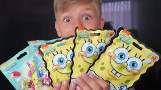SpongeBob Squarepants Mega Bloks Toys