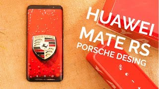 UN MÓVIL DE 1700 EUROS: Análisis del Huawei Mate RS Porsche Desing